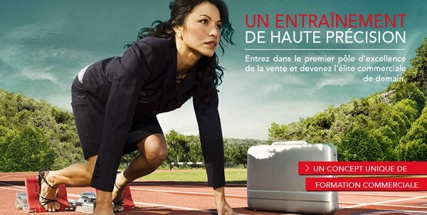 formation commercial Nantes