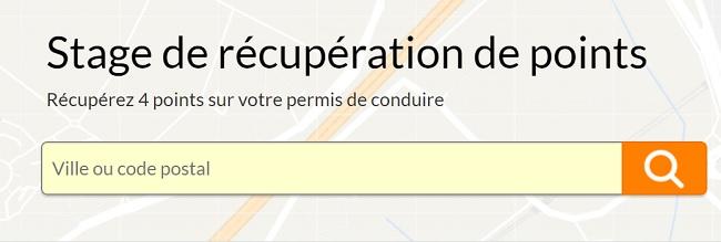 permis à points Rennes